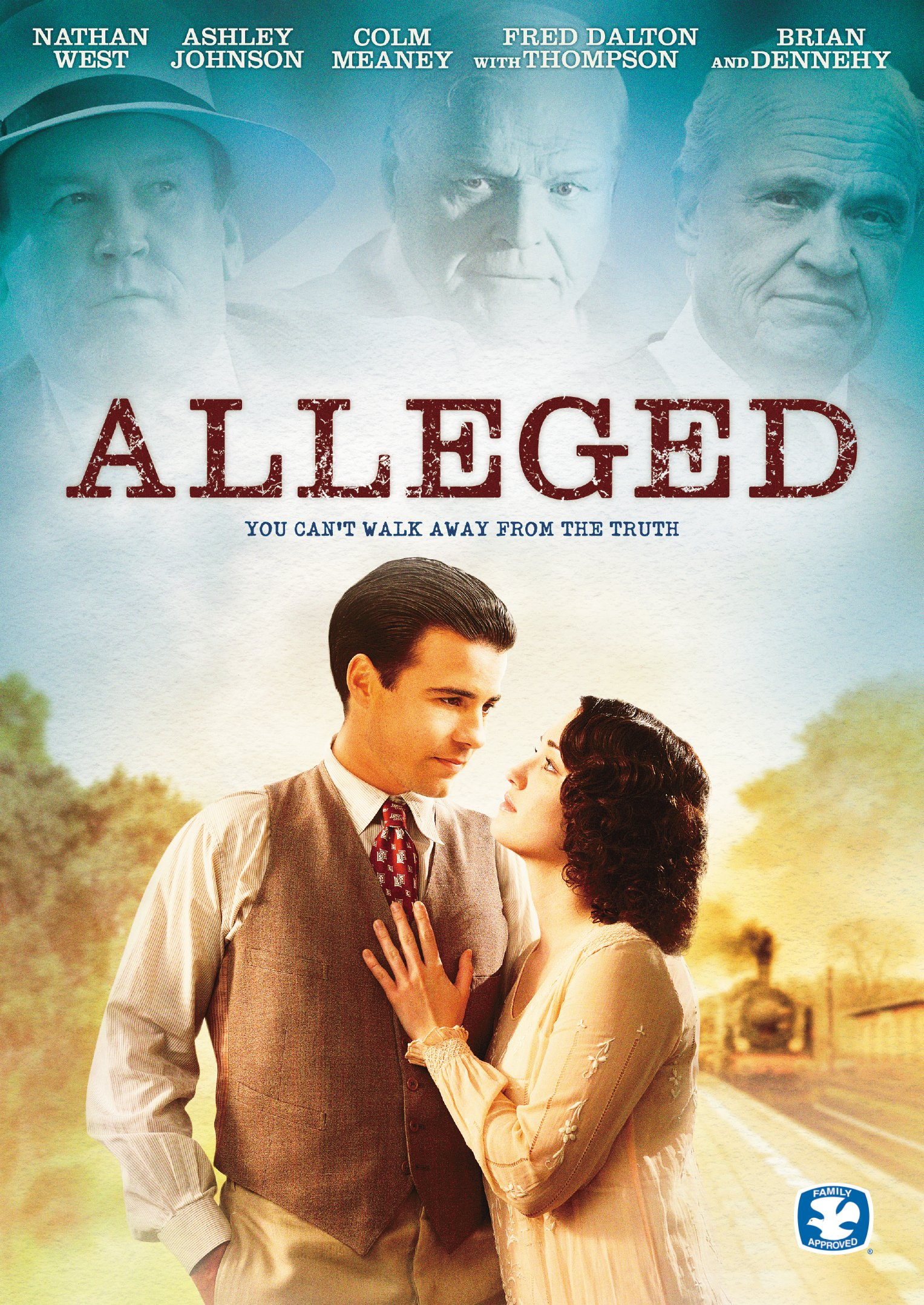 DVD : Alleged (DVD)
