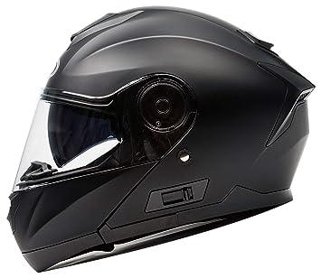 Amazon.com: Yema casco YM-926 casco plegable con visera ...