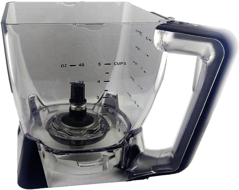 Ninja Kitchen Systems 40 Oz Pitcher Bowl Only For Bl700 Nj600 Nj602