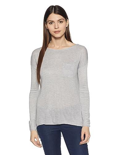 Lee Women's Plain T-Shirt T-Shirts at amazon