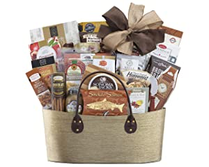 Gourmet Gift Basket- The Extravagant Gourmet Choice Gift Basket by Wine Country Gift Baskets erfect For Family Gifts Business Gifts Anniversary Gifts Any Occasion