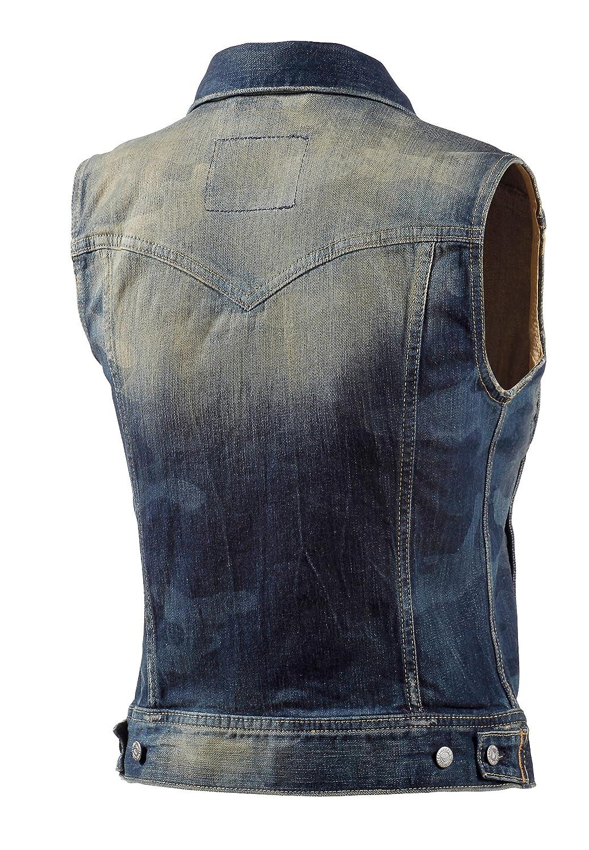 Herrlicher Janis 7006 Damen Jeanswesten