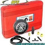 HFS (Tm) Carburetor Carb Valve Fuel Pump Pressure & Vacuum Tester Gauge Test Kit