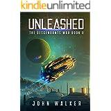Unleashed: The Descendants War Book 8