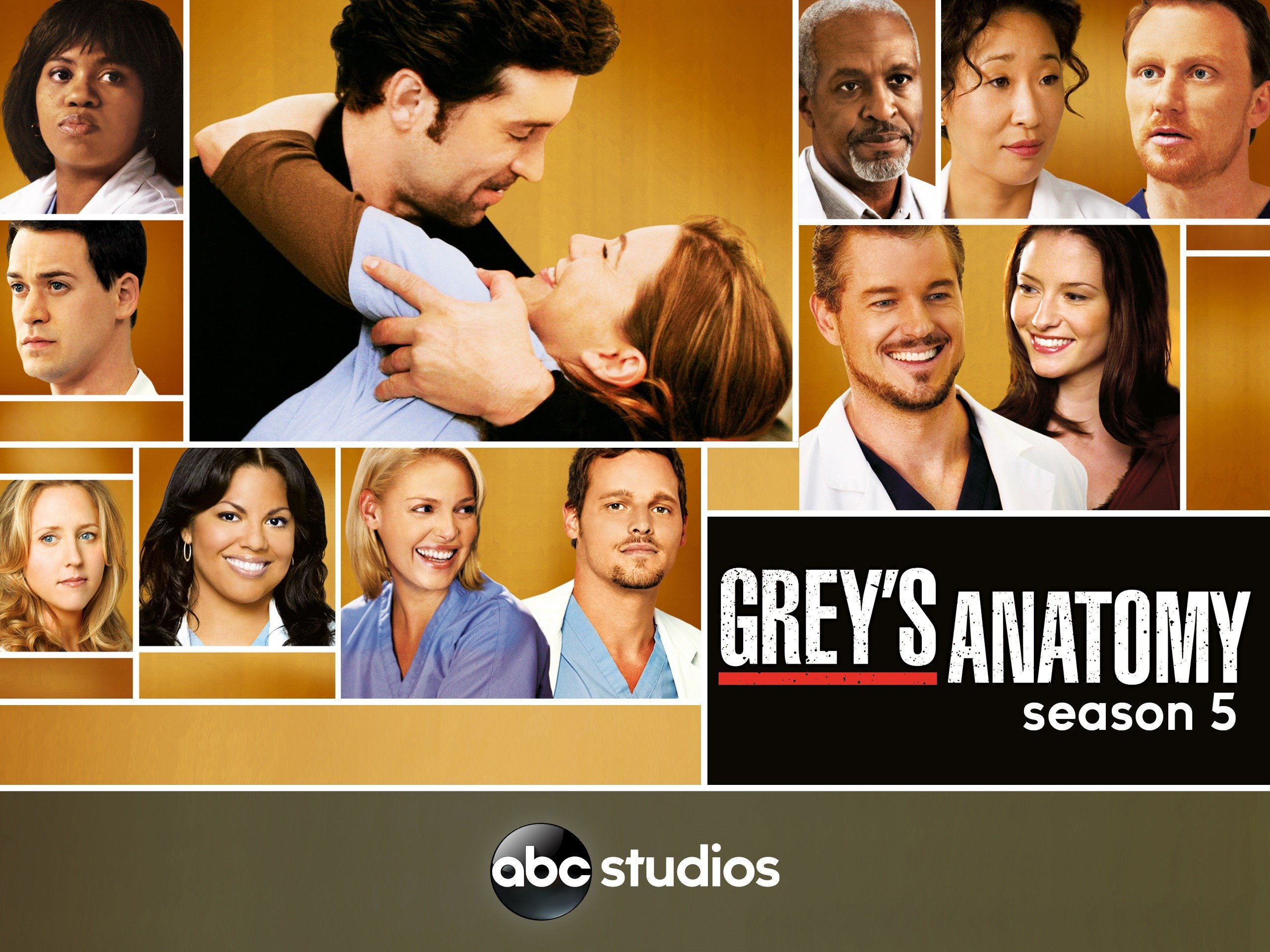 Grey\'s Anatomy Season 5 : Watch online now with Amazon Instant Video ...