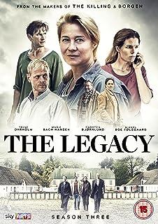Amazon.com: The Legacy (Season 2) - 3-DVD Set (Arvingerne ...