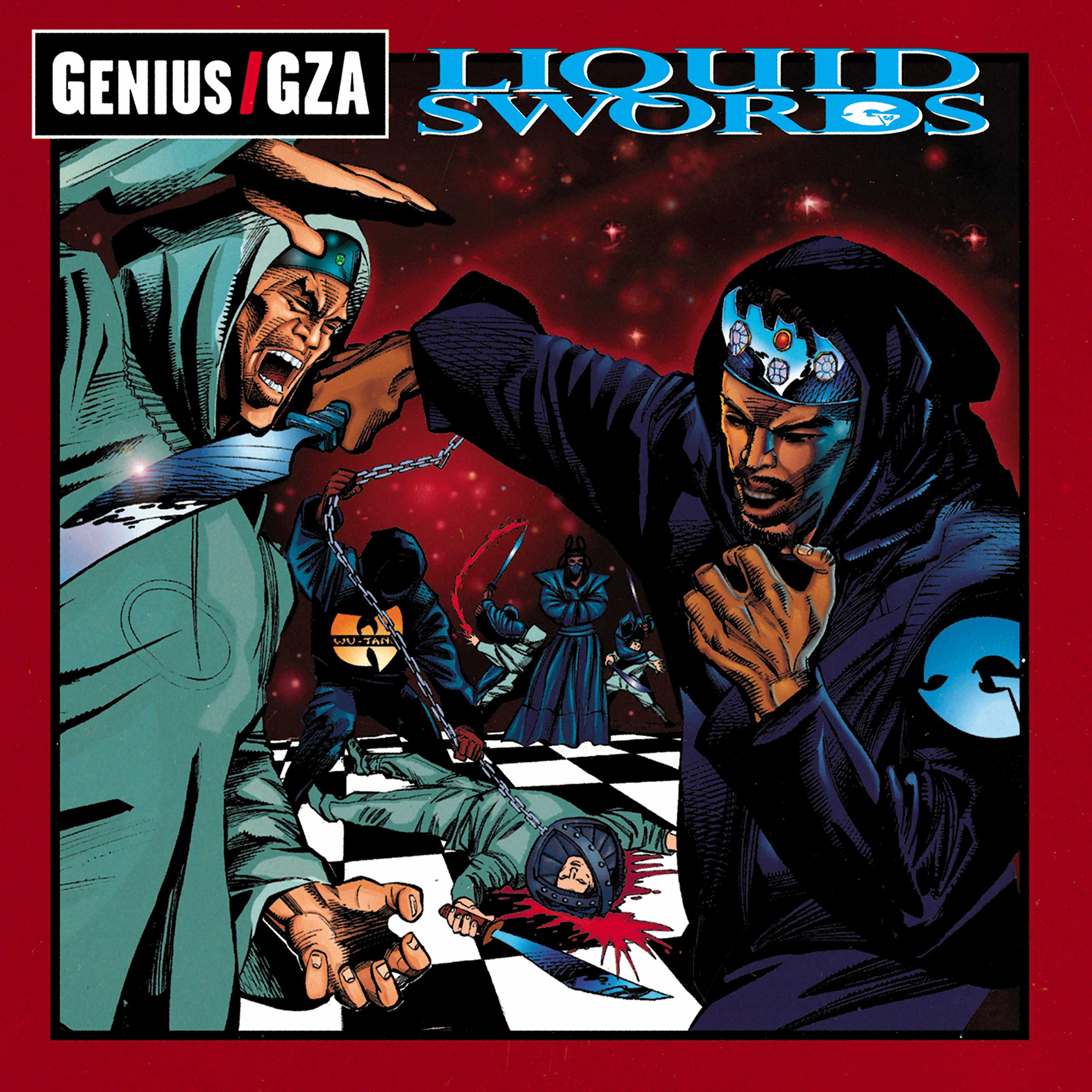 Liquid Swords [2 LP] by VINYL