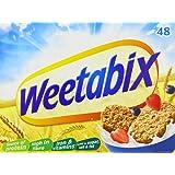 Weetabix Wholegrain Biscuits (48 Pack)