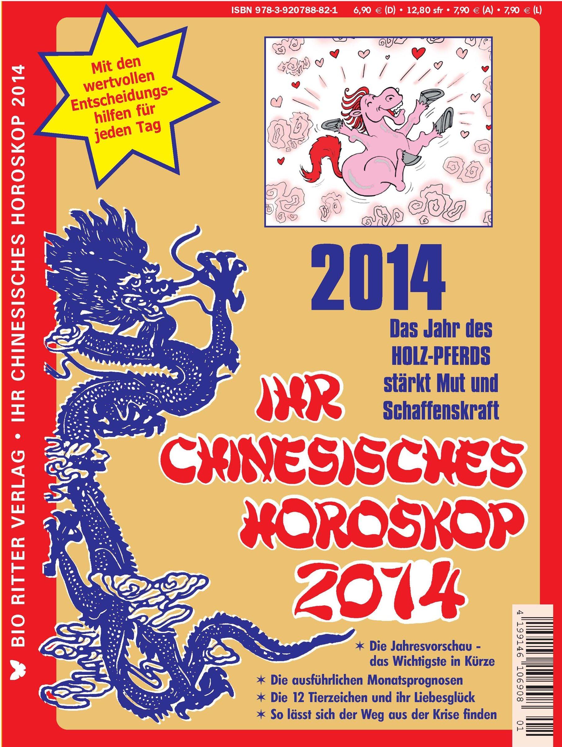 Ihr Chinesisches Horoskop 2014