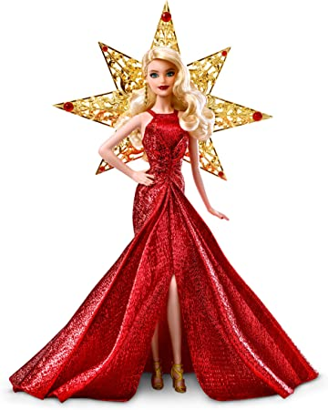 Barbie- Collectors Magia delle Feste 2017, DYX39: Amazon.it