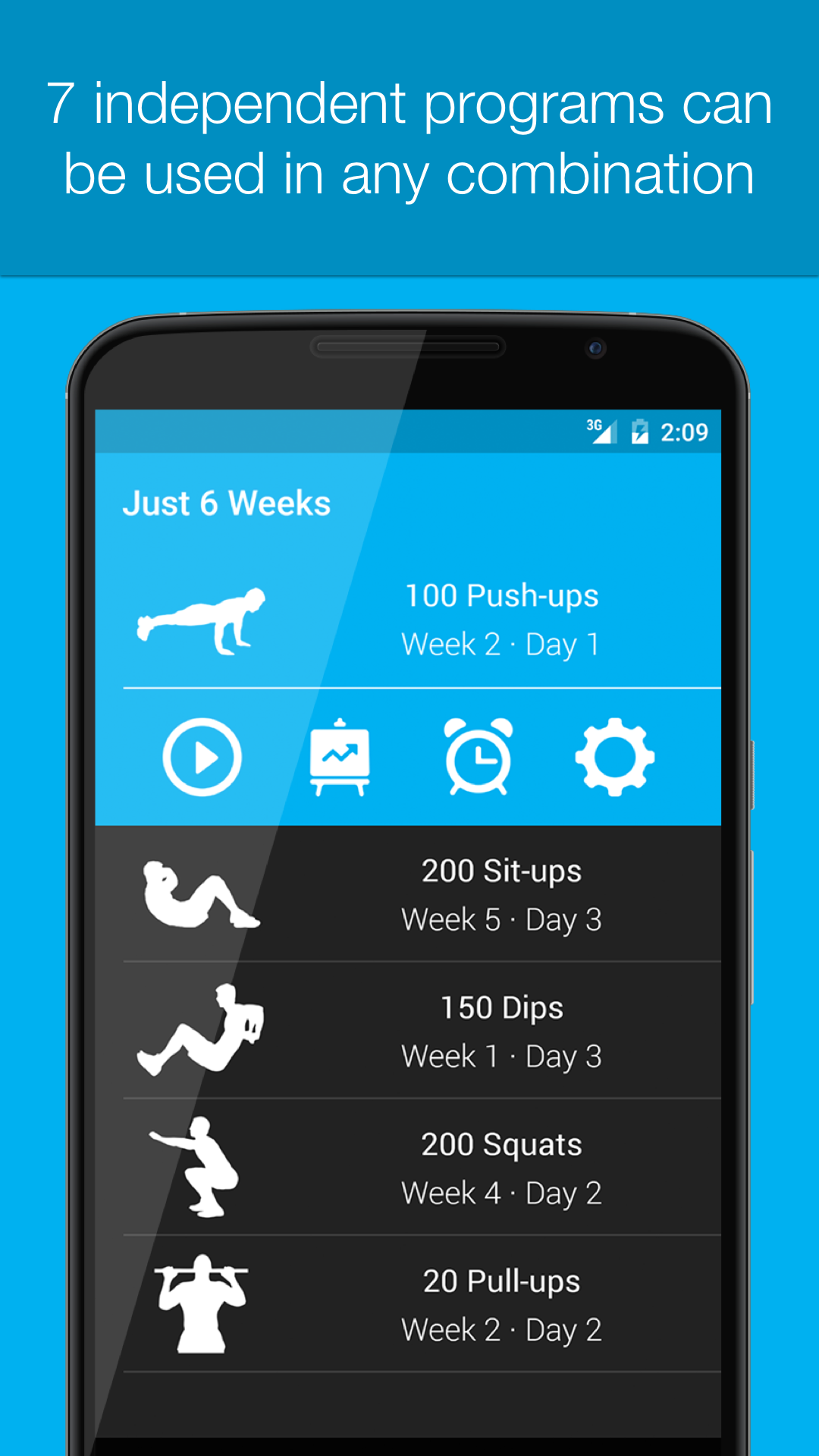 Amazon.com: Just 6 Weeks: Appstore for Android