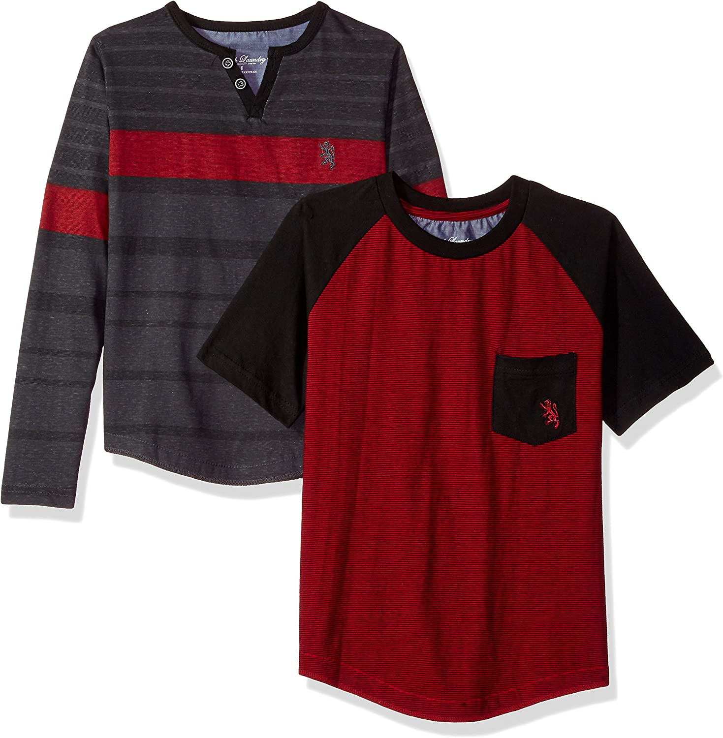 English Laundry Boys 2 Pack T-Shirt More Styles Available