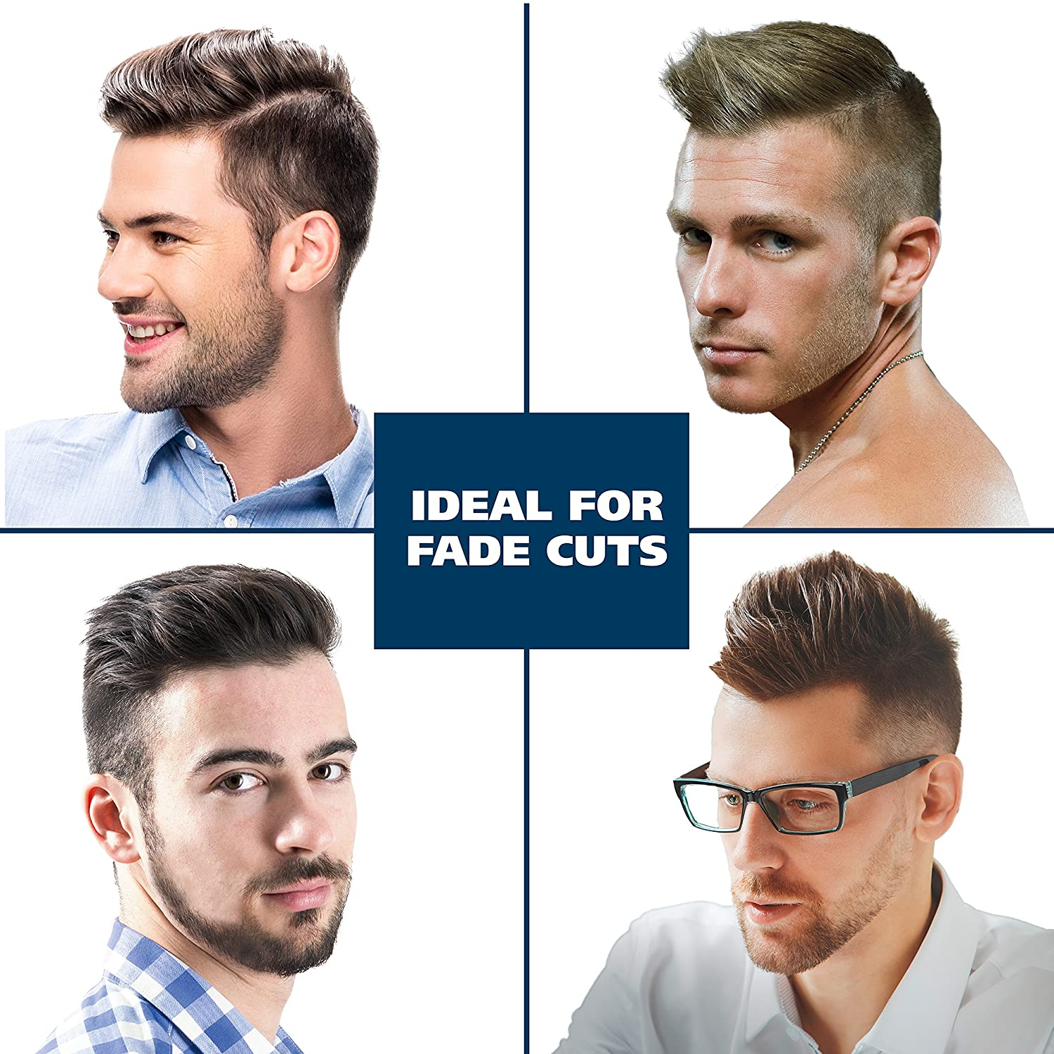 Amazon Wahl Clipper Fade Cut Haircutting Kit 79445 Trimming