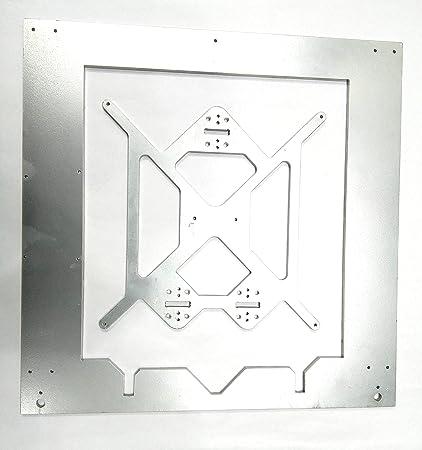 Invento Full Aluminum Metal Frame Prusa I3 3D Printer: Amazon.in ...