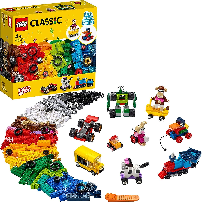 レゴ(LEGO) クラシック アイデアパーツ ホイール 11014