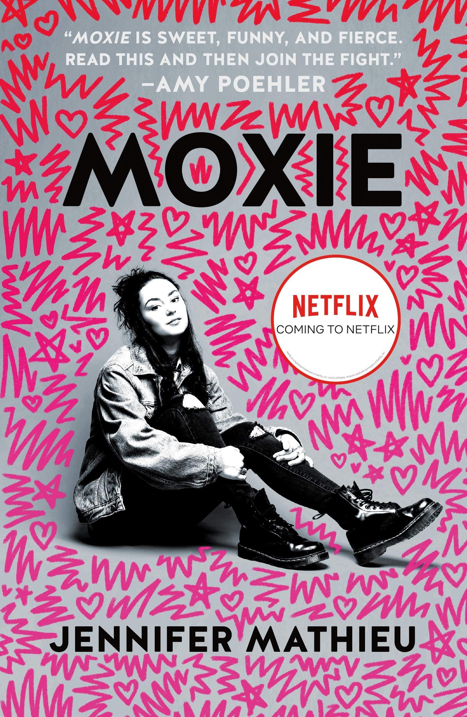 Image result for moxie novel