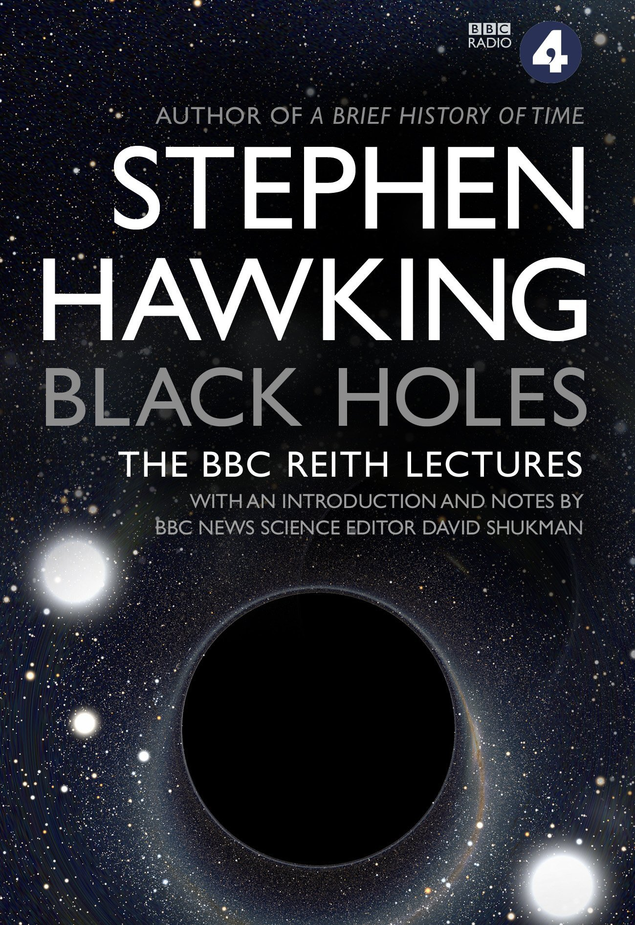 'Black Holes: The Reith Lectures' by Stephen Hawking