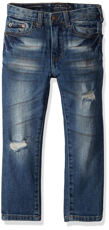 Lucky Brand Boys 5-Pocket Skinny Fit Denim Jean