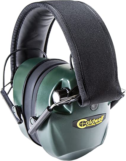 Caldwell E-Max Low Profile Electronic 20-23 NRR Hearing Protection with Sound...