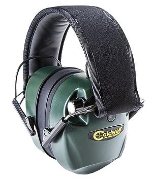 Caldwell E- MAX Standard Cascos, Unisex, Verde, Talla Única