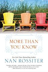 More Than You Know Paperback