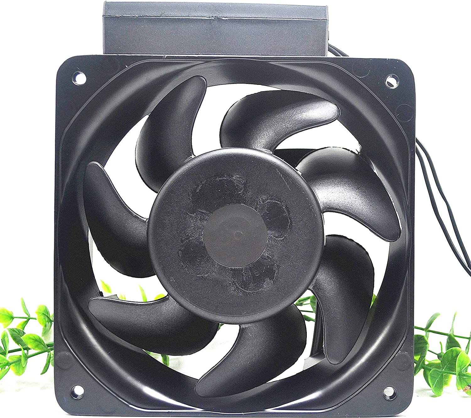 H 6.30 in. W X 160 mm for ORIX MRS16-DTA Single-Phase 200//230 VAC Axial Cooling Fan W X 6.30 in. 160 mm H