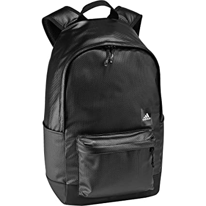 adidas 26 Ltrs Black and White Casual Backpack (Cla Bp Wat-Rep)  Amazon.in   Bags 6a3ef14c4791e