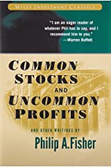 Common Stocks and Uncommon Profits and Other Writings (Wiley Investment Classics) Paperback