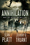 Annihilation (Alien Invasion Book 4)