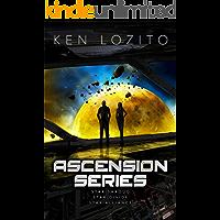 Ascension Series: Books 1 - 3
