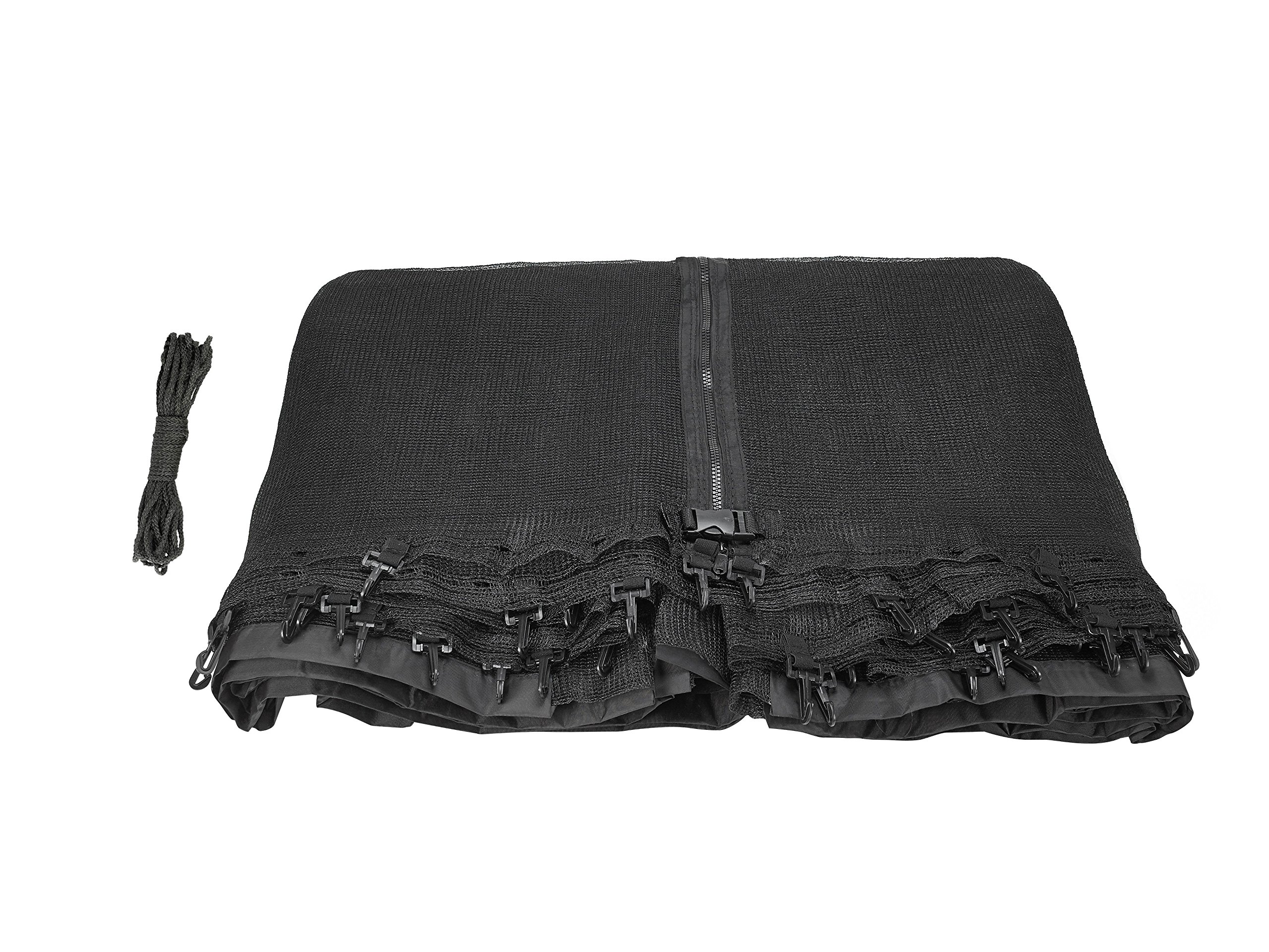 Trampoline Enclosure Net Fits For Sports Power Model # TR1463A-FLEX-FZ by Upper Bounce