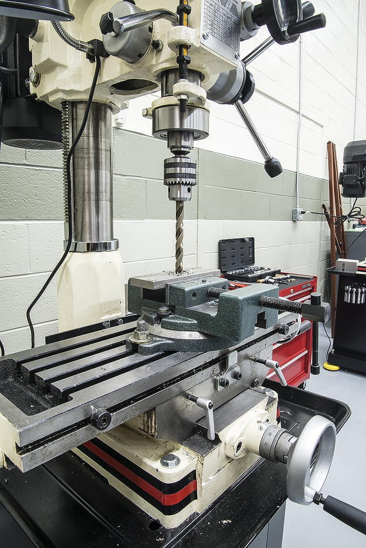 Chicago Latrobe 559 Series Cobalt Steel Short Length Drill Bit 9//32 Size, Round Shank Pack of 12 135 Degree Split Point TiN Coated