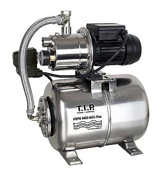 Super T.I.P. 31167 Hauswasserwerk Edelstahl HWW 4400 Inox Plus: Amazon MC64