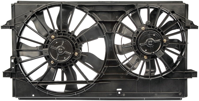 Dorman 620 610 Radiator Fan Assembly Automotive Flexalite Electric Black Magic Series Coximportcom A