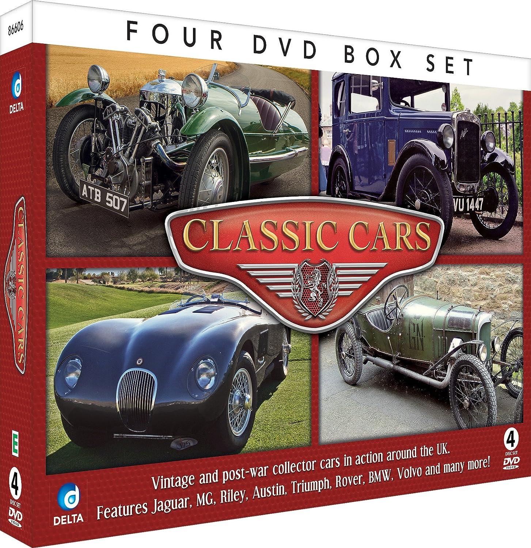 Classic Vintage Cars [DVD]: Amazon.co.uk: DVD & Blu-ray