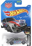 Hot Wheels 2017 Night Burnerz Magnus Walker Porsche 934 Turbo RSR 68/365, Silver