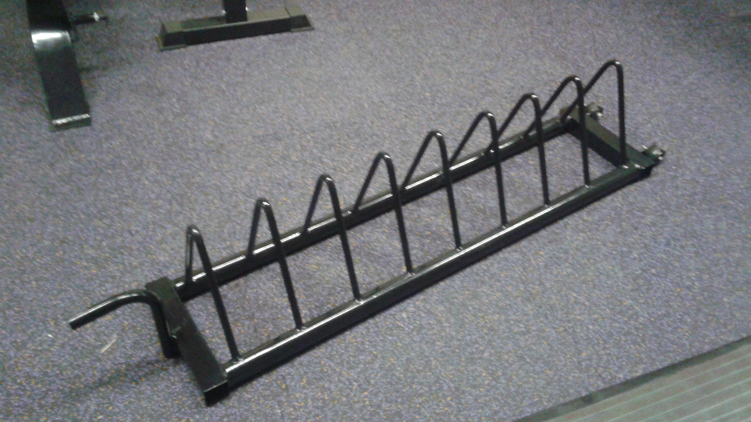 PowerFit Bumper Plate Rack