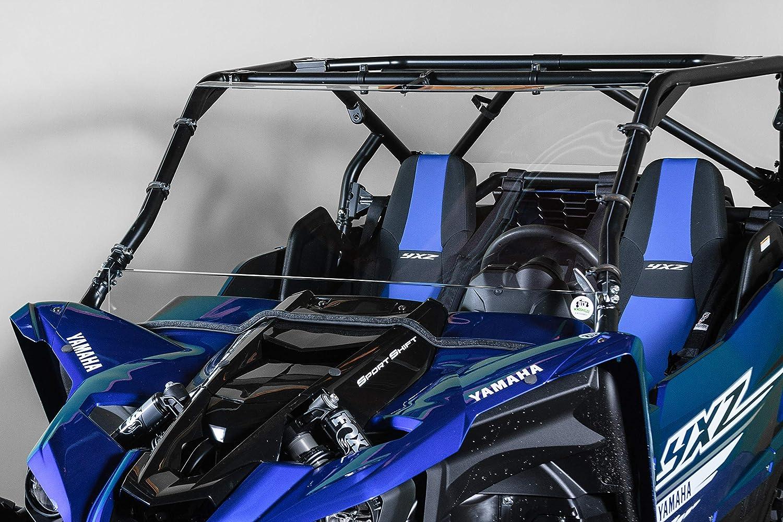 B5HF83J0V000 2019 Genuine Yamaha YXZ1000R SS Folding Poly Windshield