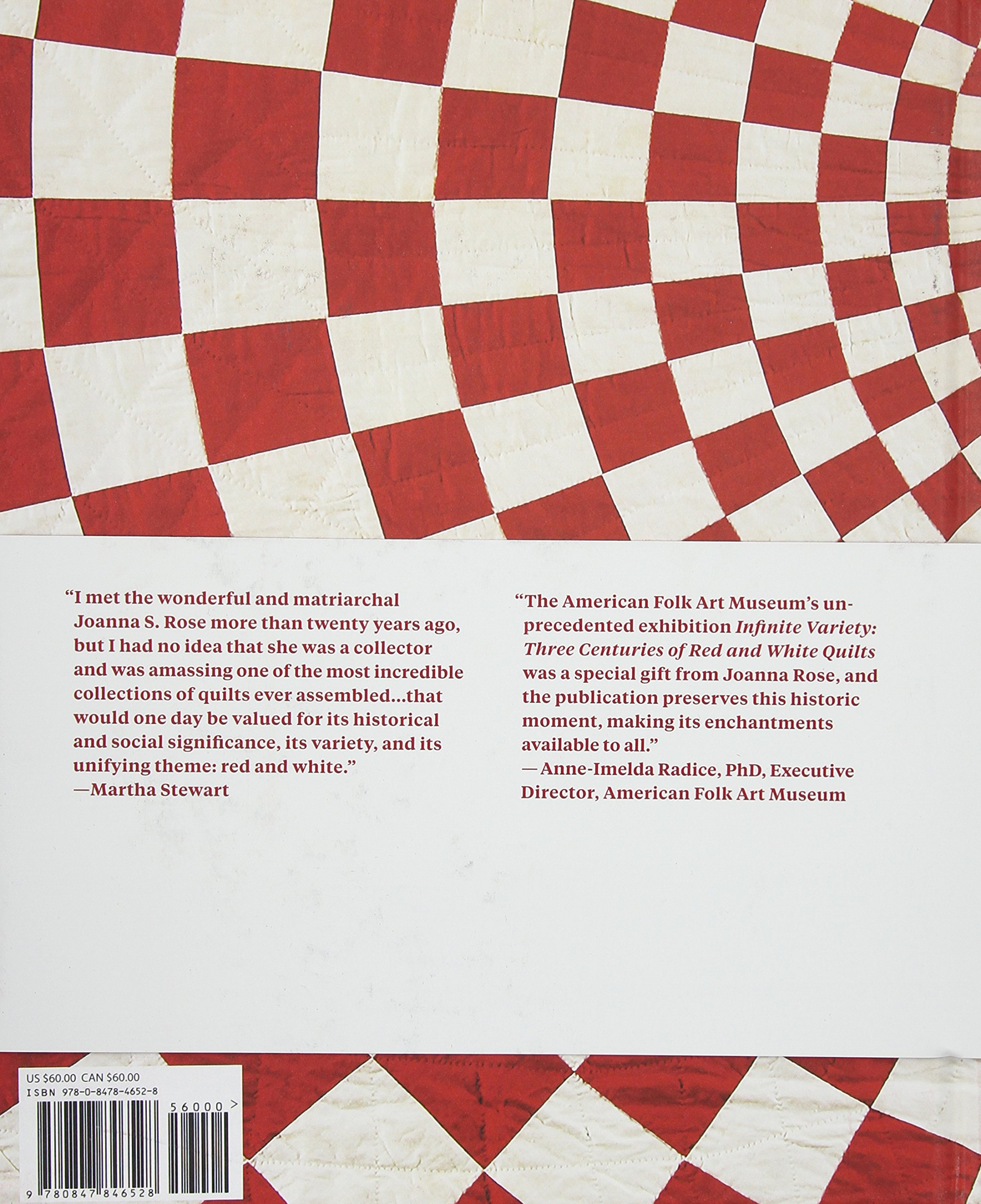 Red and white quilts infinite variety presented by the american red and white quilts infinite variety presented by the american folk art museum elizabeth warren maggi gordon joanna s rose gavin ashworth fandeluxe Document