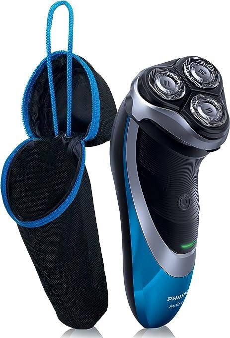 Philips AT890- Afeitadora eléctrica rotativa: Amazon.es: Salud y ...