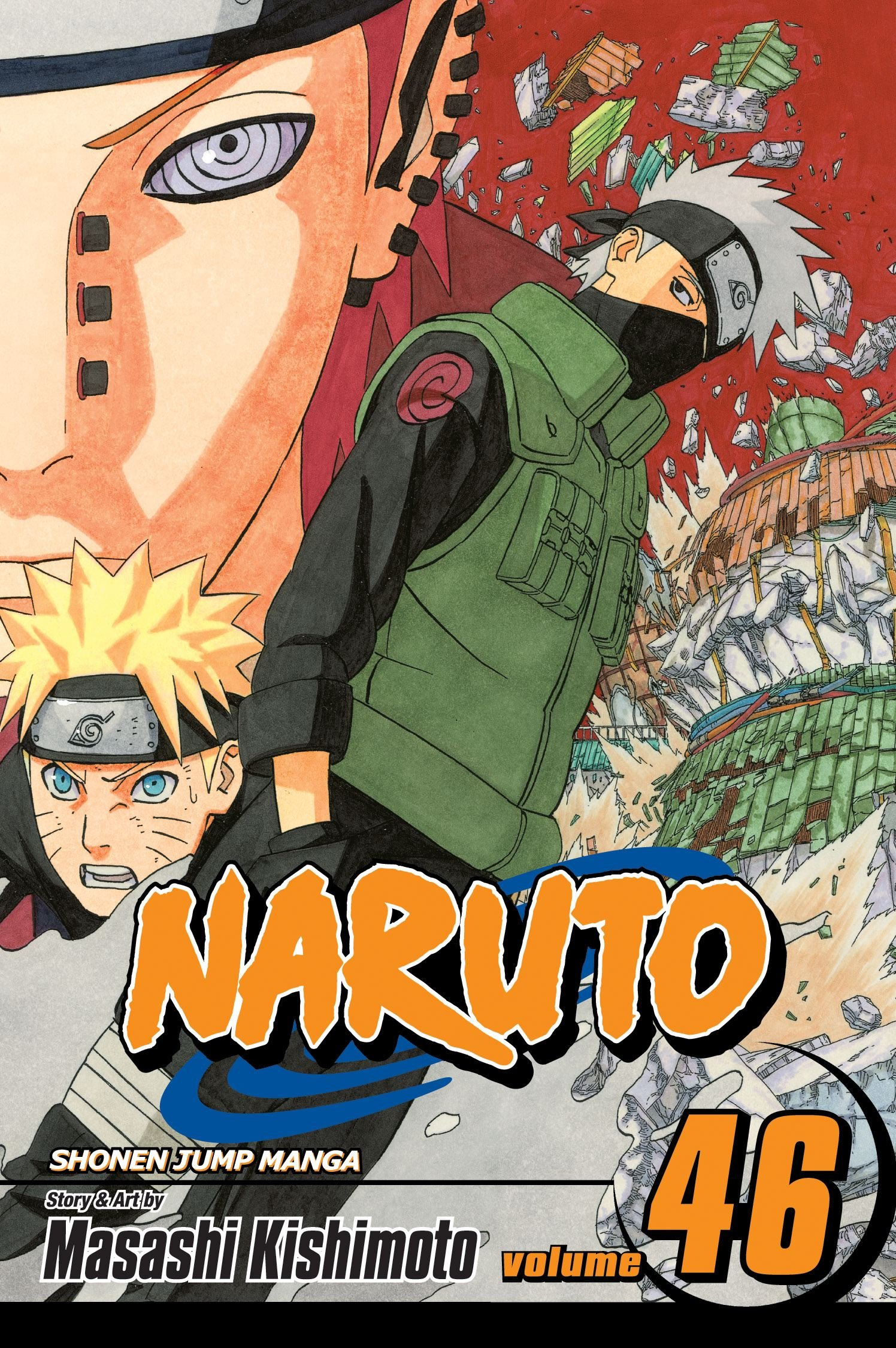 Naruto, Vol. 46: Naruto Returns pdf epub