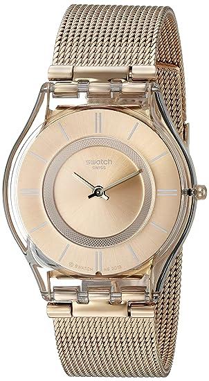 Inoxidable Unisex Swatch Sfp115m Correa Acero Con Reloj Digital Cuarzo – De UzMqpSVG