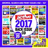 ComputerActive Back Issue CD 2017 all 26 issues