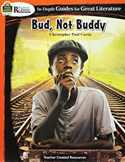 bud not buddy christopher paul curtis 9780786261918 amazon com