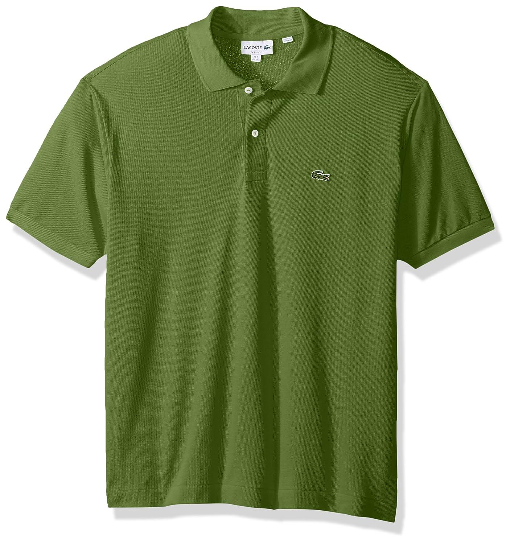 Lacoste ラコステMen's L-1212,半袖 鹿の子 ポロシャツ(並行輸入品) B01M8L88QI X-Small|Lemon Balm Lemon Balm X-Small