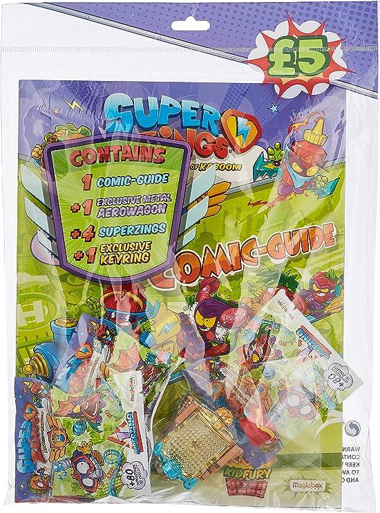 SUPERZINGS- Series 5 Starter Pack (Magic Box PSZ5S112SP00) , color ...