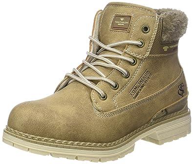f6e69b3a9d8b TOM TAILOR Damen 3792901 Stiefel  Amazon.de  Schuhe   Handtaschen