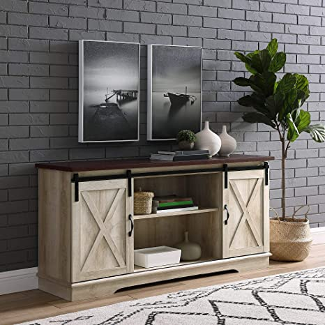 5.  Home Accent Furnishings New TV Console