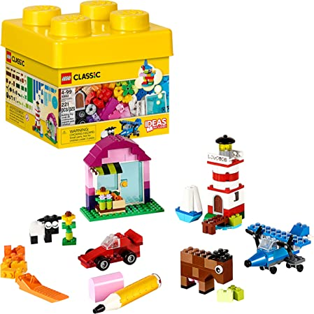 221 PC STEM Toys Kit Educational Construction Engineering Building Blocks Learni