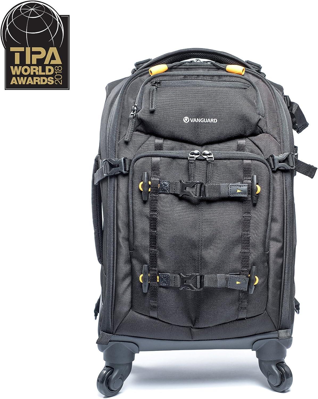 Vanguard ALTA FLY 55T DSLR Camera Backpack, 4 Wheel Spinner/Trolley
